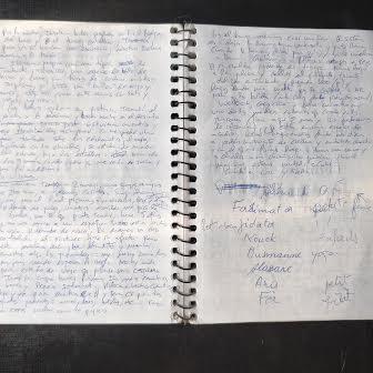 cuaderno de mali