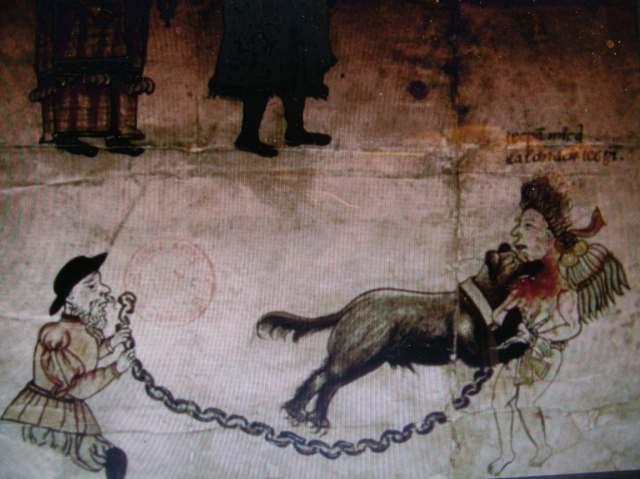 ajusticiamiento con perro