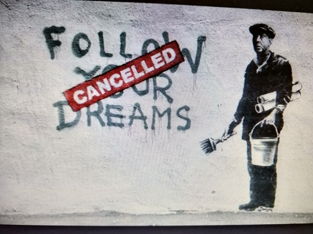 Arte social. Banksy 1