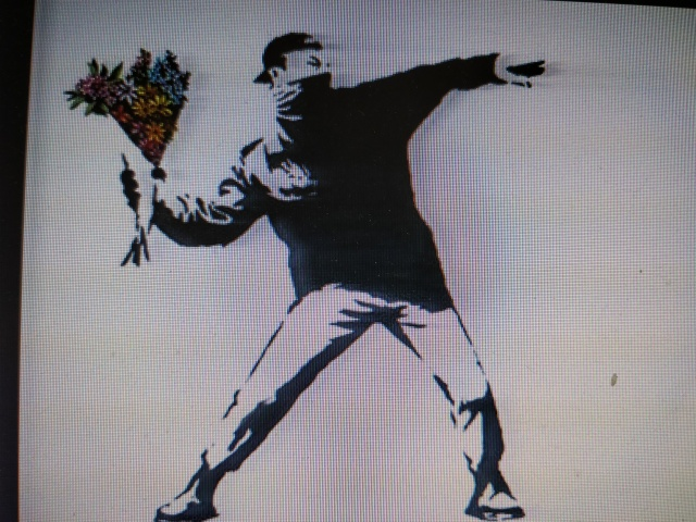 Arte social. Banksy 2