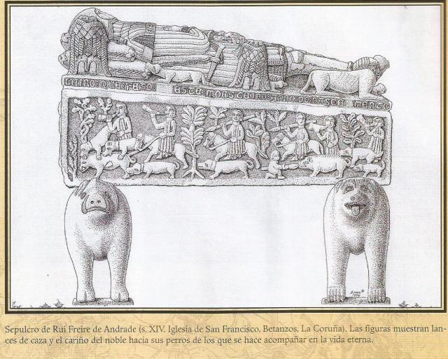 betanzos sepulcro