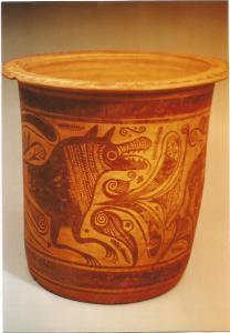 ceramica ibera con lobos0002