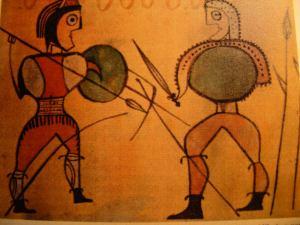guerreros celtiberos