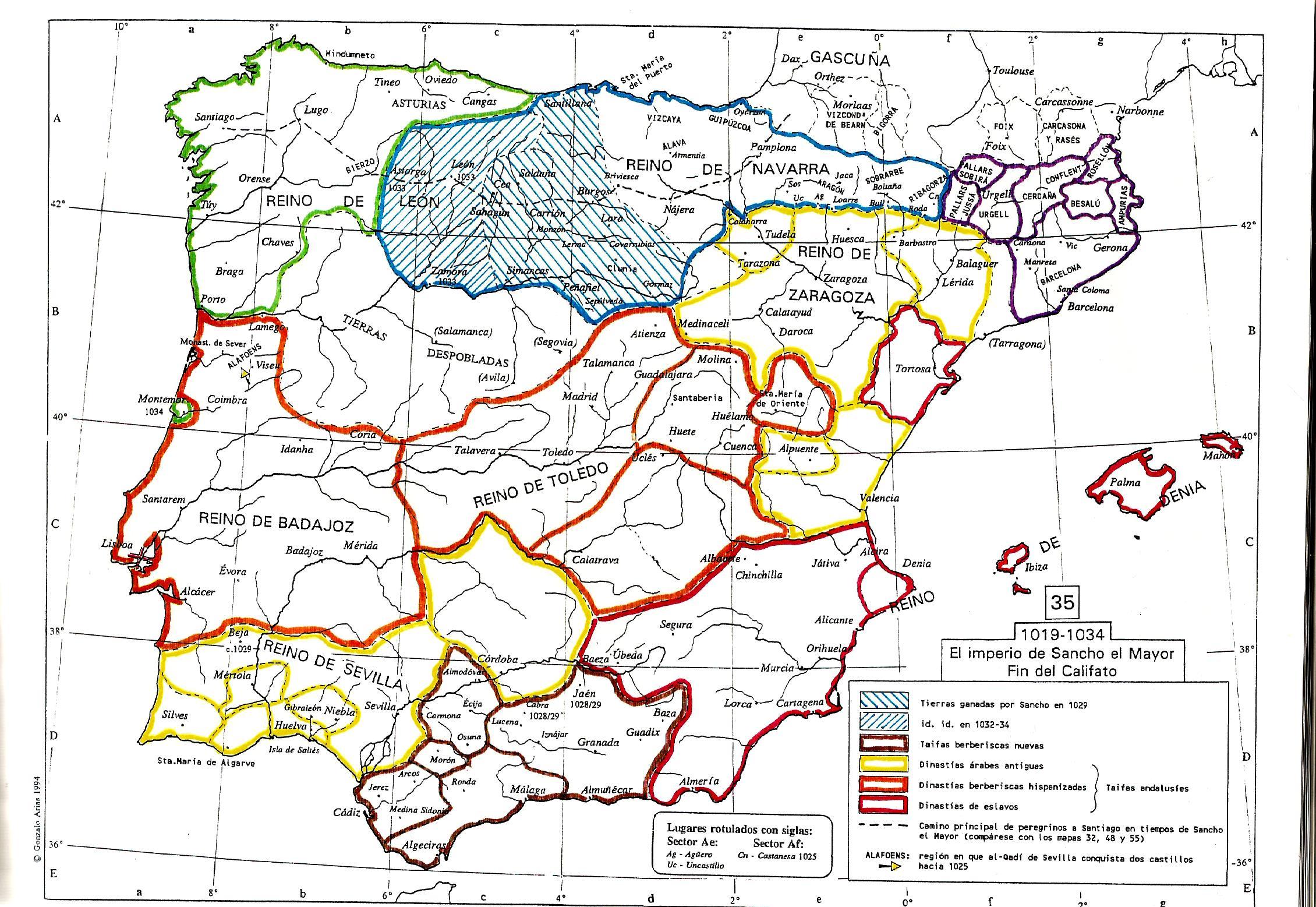 mapas reconquista 3