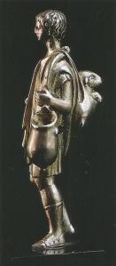pastor de Roma