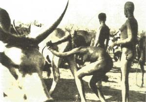 soplado Nuer del Sudán0001