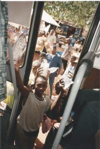 Mali. Bamako el viaje