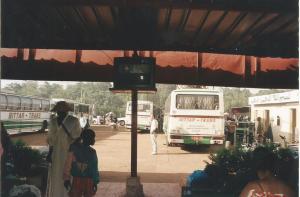 Mali. Bamako los buses 2