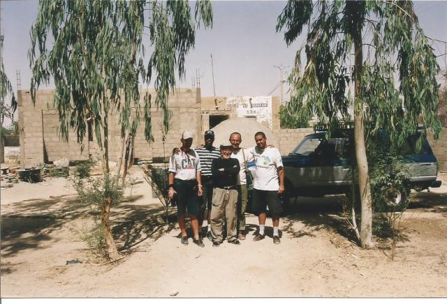 Mali. Tombuctu cubanos