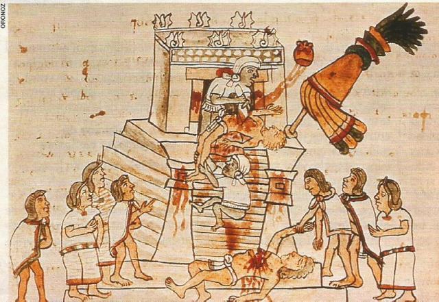 canibalismo azteca 30013