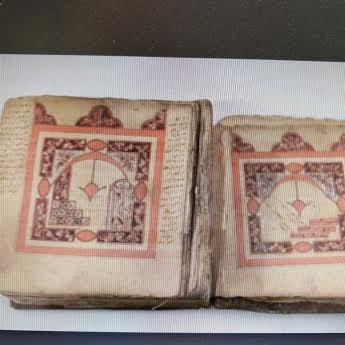 Manuscritos. Fundación Kati