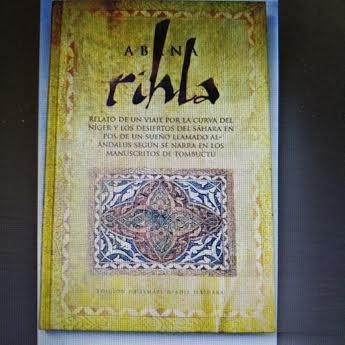 Manuscritos. La Rihla de Abana