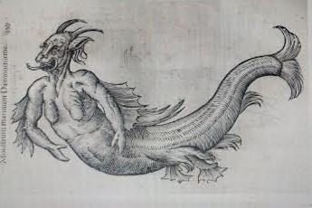 Monstrorum Historia 1600