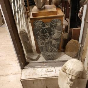 egipto, la paleta de narmer