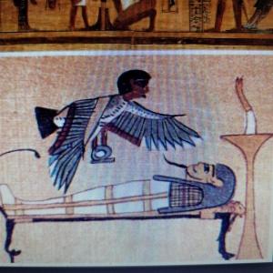 El ba egipcio