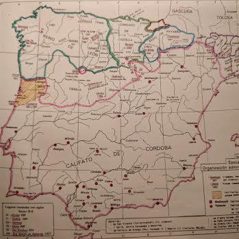 Mapas Almanzor