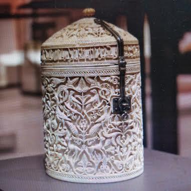 píxide de Zamora