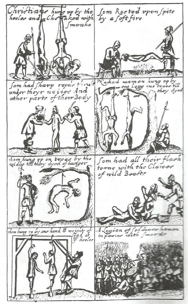 brujería. torturas de la Inquisición, 1