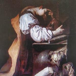 Domenico Feti (1589-1623), Melancolia