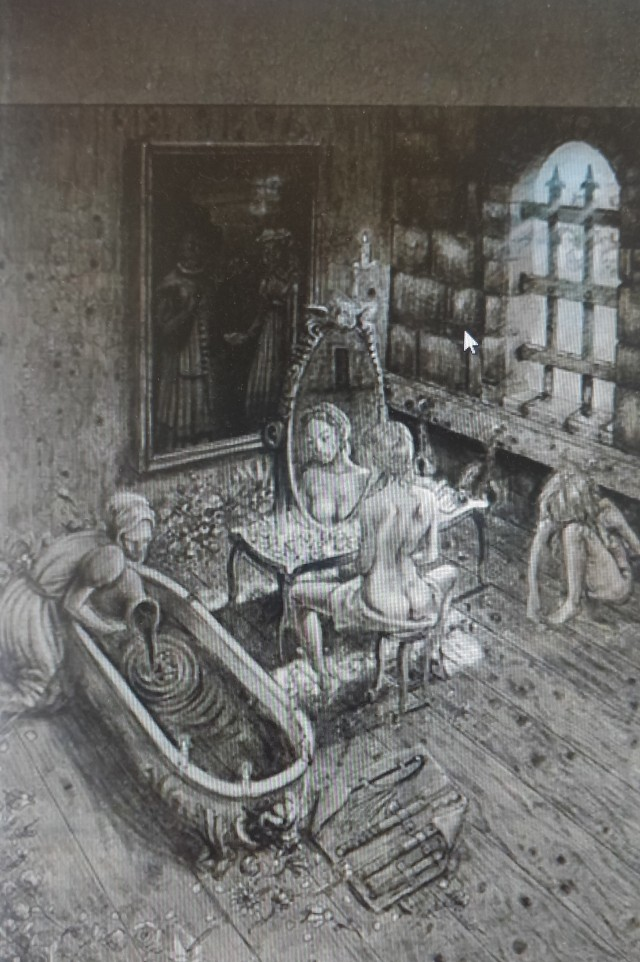 baño de sangre de elisabeth bathory